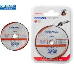 DSM520 DREMEL Δίσκος κοπής τοιχοποιίας