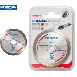 DSM540 DREMEL Διαμαντόδισκος κοπής πλακιδίων