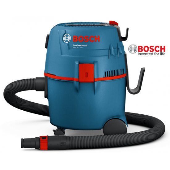 GAS 20 L SFC BOSCH Απορροφητήρας υγρής/στεγνής αναρρόφησης