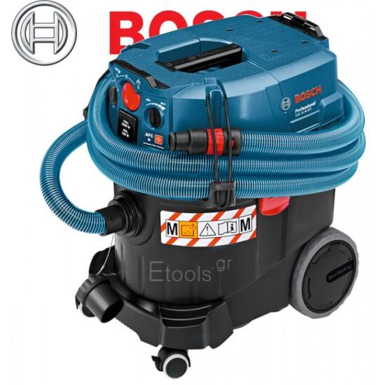 GAS 35 M AFC Bosch Απορροφητήρας υγρής/στεγνής αναρρόφησης