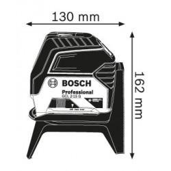 GCL 2-15 G Συνδυασμένο Λέιζερ BOSCH + Extra