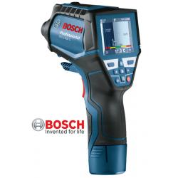 GIS 1000 C BOSCH Θερμικός Ανιχνευτής + 1x1,5 Ah Li-Ion + L-Boxx