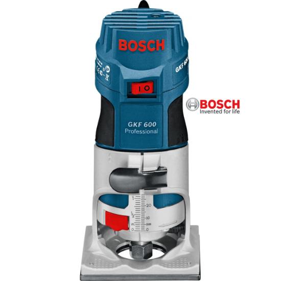 GKF 600 BOSCH Φρέζα ακμών