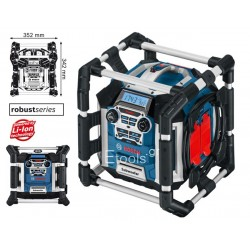 GML 50 BOSCH Ραδιόφωνο Φορτιστής
