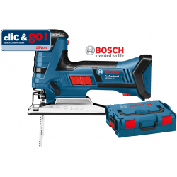 GST 18 V-LI S Σέγα μπαταρίας BOSCH SOLO + L-Boxx