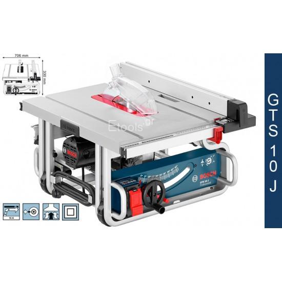 GTS 10 J BOSCH Φαλτσοπρίονο