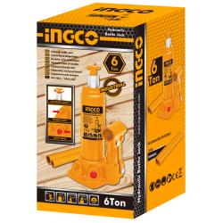 Υδραυλικός γρύλος 6ton Industrial INGCO