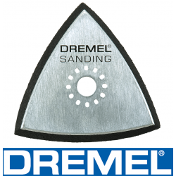 Πέλμα για φύλλα λείανσης MM11 για Multi-Max 8300 DREMEL
