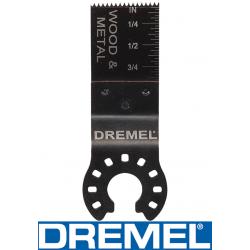 Πριονόλαμα ισόπεδης κοπής ξύλου και μετάλλου MM422 για Multi-Max 8300 DREMEL