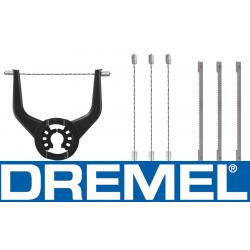 Προσάρτημα κοπής Multi-Flex και σετ απο λάμες MM720 για Multi-Max 8300 DREMEL