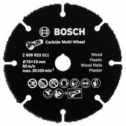 Multi Wheel BOSCH Δίσκος Κοπής Σκληρομέταλλο 76x10mm
