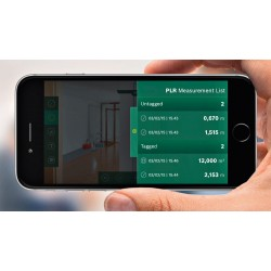 PLR 30 C Ψηφιακός μετρητής αποστάσεων με λέιζερ BOSCH