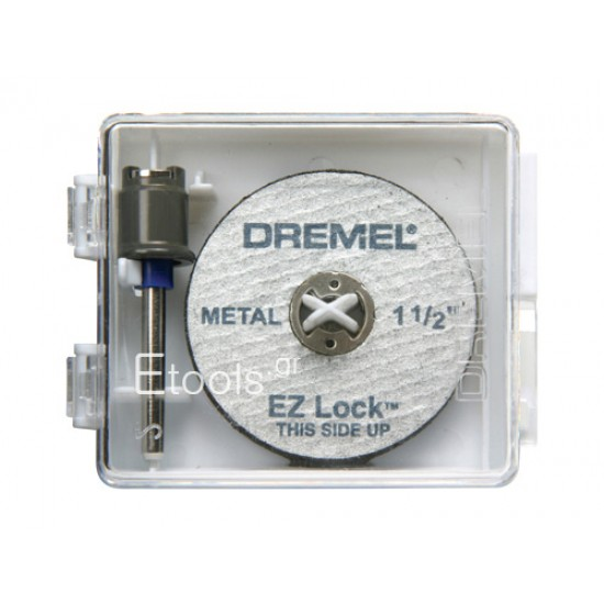 SC406 DREMEL Στέλεχος SpeedClic και Δίσκοι