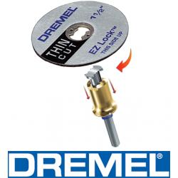 SC409 SpeedClic Λεπτοί δίσκοι κοπής μετάλλων DREMEL