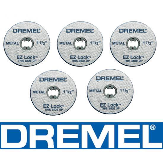 SC456 SpeedClic Δίσκοι κοπής μετάλλου DREMEL