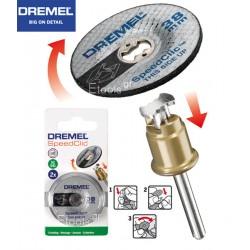 SC541 SpeedClic DREMEL Δίσκος τροχίσματος
