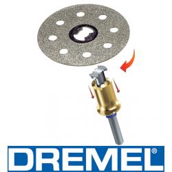 SC545 SpeedClic Διαμαντόδισκος DREMEL