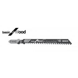 Πριονόλαμες σέγας - Basic for Wood Bosch