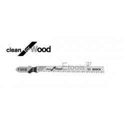 Πριονόλαμες σέγας - Clean for Wood Bosch