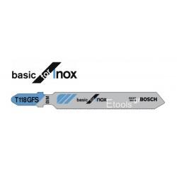 Πριονόλαμες σέγας - Basic for Inox Bosch