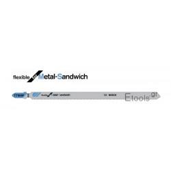 Πριονόλαμες σέγας - Flexible for Metal-Sandwich Bosch