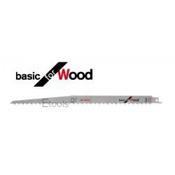 Σπαθόλαμες - Basic for Wood Bosch