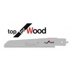 Πριονόλαμες - Top for Wood για την πολυσέγα Bosch PFZ 500 E
