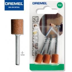 Λίθος τροχίσματος από οξείδιο αργιλίου 932 DREMEL