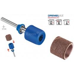 Στέλεχος τριψίματος και Ταινία λείανσης SC407 SpeedClic DREMEL
