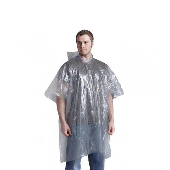 Αδιάβροχο Poncho All Sizes 683401B Μπλέ