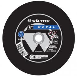 Δίσκος Κοπής 350 x 3.5 x 25 mm Metal Για Σταθερά Δισκοπρίονα Σιδήρου 55-3503525 WALTTER