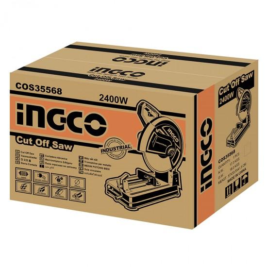 Φαλτσοπρίονο Σιδήρου Επαγγελματικό 2400 Watt INGCO
