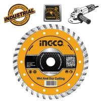 Διαμαντόδισκος Λεπτός 115 mm DMD031151HT INGCO