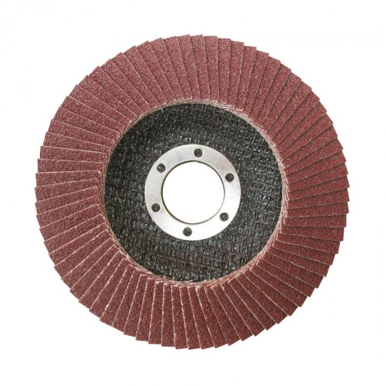 Δίσκος Λείανσης Fiber P80 115 mm FD1153 INGCO