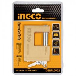 Λουκέτο ασφαλείας τάκος 90mm INGCO