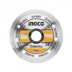 Δίσκος Διαμαντέ 125mm Δομικών Υλικών INGCO