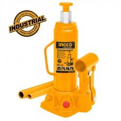 Υδραυλικός γρύλος 10 ton Industrial INGCO