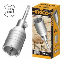 Διαμαντοκορώνα Μπετού 50mm HCB0501 INGCO