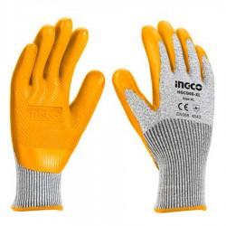 Γάντια Υψηλής Αντοχής Στα Κοψίματα HGCG08-XL INGCO