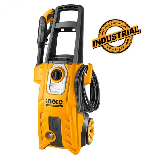 Επαγγελματικό Πλυστικό Μηχανήμα Υψηλής Πίεσης 2000W HPWR20008 INGCO