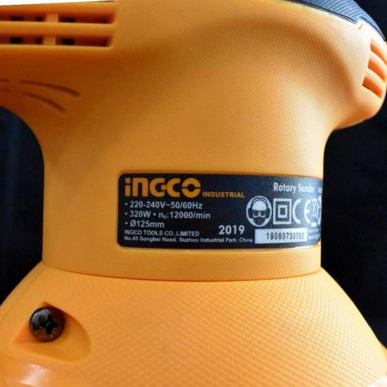 Περιστροφικό Τριβείο Επαγγελματικό 320W RS3208 INGCO