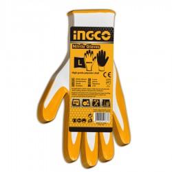 Γάντια Νιτριλίου HGNG01P-L INGCO