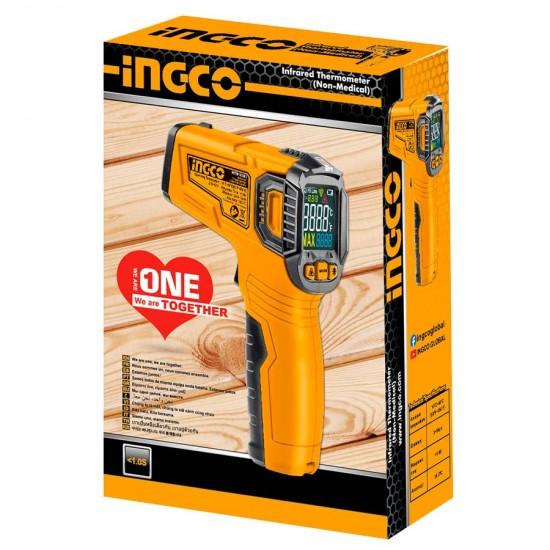 Ηλεκτρονικό Υπέρυθρο Θερμόμετρο Σώματος HIT010381 INGCO