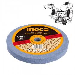 Πέτρα Λείανσης Δίδυμων Τροχών 150mm 36Κ AGW150361 INGCO