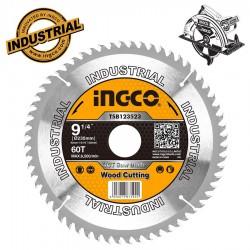 Επαγγελματικός Δίσκος Κοπής Ξύλου 60Τ Φ235mm TSB123523 INGCO