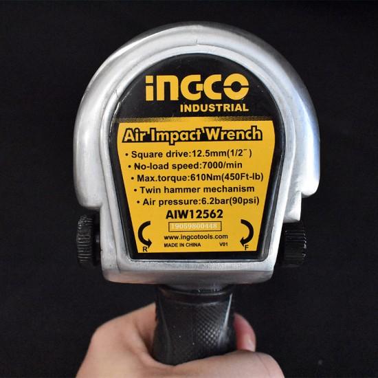 """Αερόκλειδο 1/2"""" Επαγγελματικό AIW12562 INGCO"""