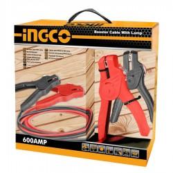 Καλώδια Εκκίνησης μπαταριών 600Α HBTCP6008 INGCO