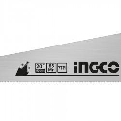 Πριόνι Σεγάτσα Ξύλου και πλαστικών 500mm HHAS08500 INGCO