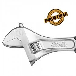 """Γαλλικό Κλειδί Επαγγελματικό με Μόνωση 8"""" - 200mm INGCO"""