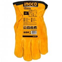 Γάντια Δερμάτινα Μόσχου XL HGVC02-XL INGCO